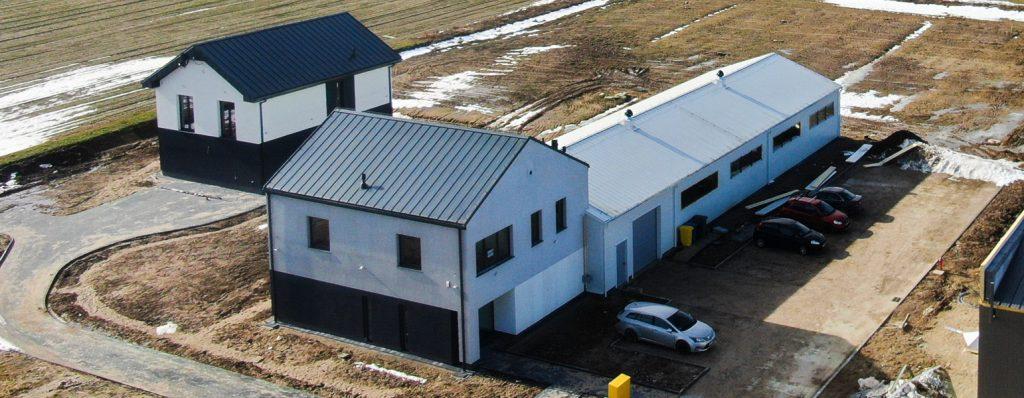 Zakończenie inwestycji w miejscowości Dobrzewino