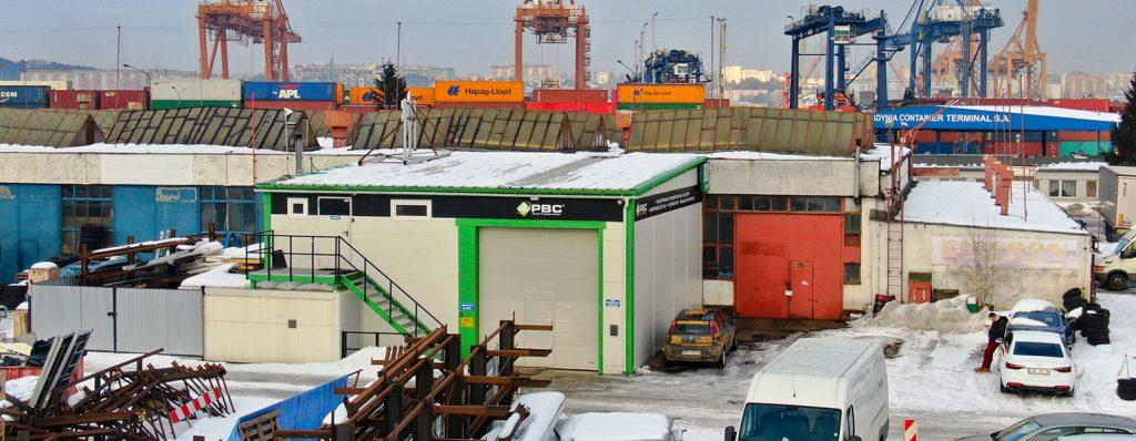 Rozbudowa zakładu prefabrykacji PBC Steel w Gdyni
